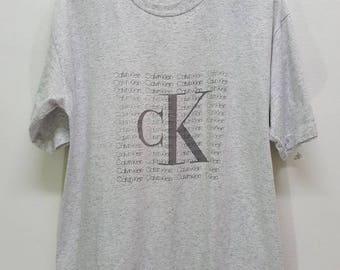 Vintage Calvin Klien bootleg shirt