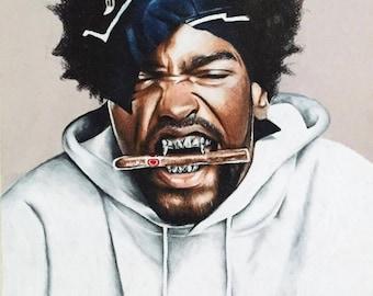 Method Man Print