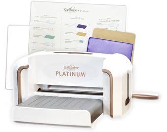 Spellbinders Platinum Die Cutting And Embossing Machine PL-001