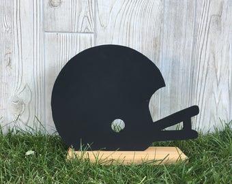 Helmet Chalk Board