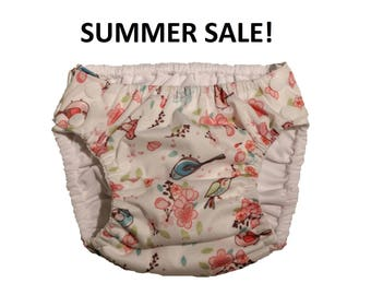 Quality Handmade Reusable Swim Diapers