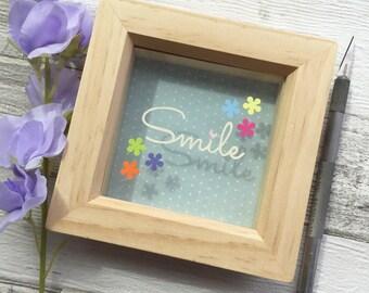 Friend gift, small gifts, fun gifts, papercut art, framed papercut, home decor, wall art, papercutting, quirky gifts.