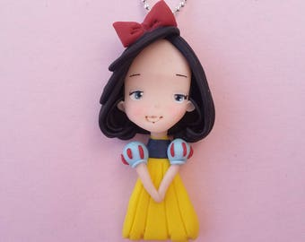 "Necklace Snowhite-Collection ""My Doll"""