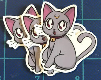 Diana (Sailor Moon) Sticker