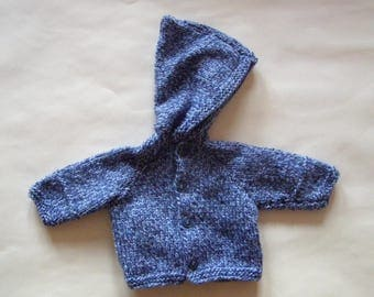 vest with hood baby 1 month baby