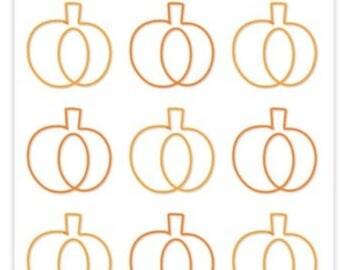 Doodlebug pumpkins cute clips