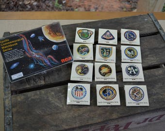 Apollo Commemorative Matchbook Series- Only one left!