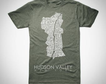 HUDSON VALLEY T-Shirt!!!