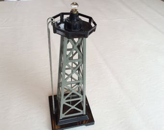 Marx O Scale Beacon Light