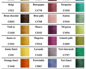 Organic Cottolin 16/2- 60pct organic cotton 40pct linen - Weaving Yarn - Maurice Brassard