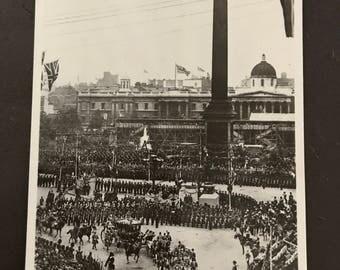 Vintage postcard - Coronation of King George 1911, England!