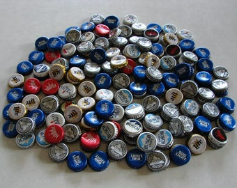 Various Beer Bottle Caps Dented – Unit of 200