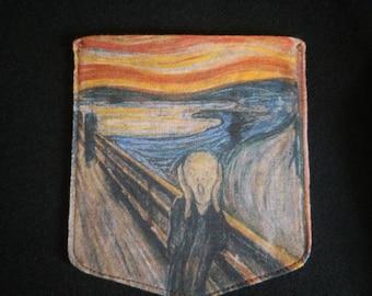 The Scream Pocket Shirt (Edvard Munch)