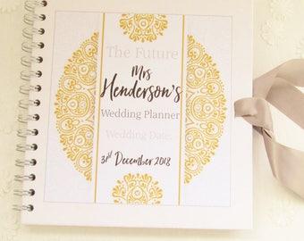 Personalised Wedding Organiser