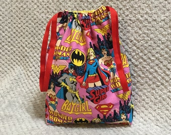 Girl Power Treasure Bag