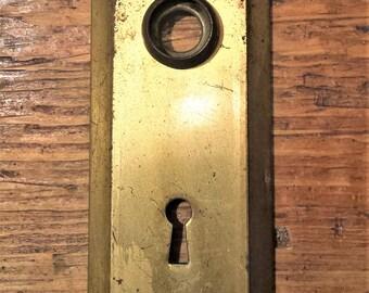 Antique Door Plate