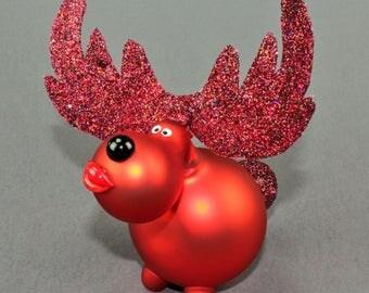 Reindeer, red Matt