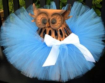 Blue Tutu, Toddler Tutu, Baby Tutu, Infant Tutu, Newborn Tutu, Princess Tutu, Spring Tutu, Princess Blue Tutu, 1st Birthday Tutu, Tulle Tutu