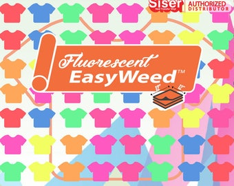 """Siser Easyweed Fluorescent 12"""" - Select Color and Length"""