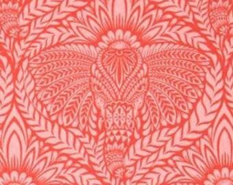 Tula Pink Cotton Woven Fabric; 1/2 yard; Eden Deity Orchid
