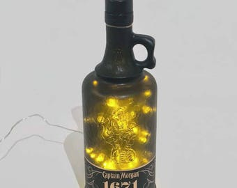 Captain Morgan 1671 Lamp / Gifts for Men / Gift Ideas