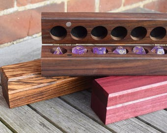 Premium Dice Safe, Pathfinder, Dungeons and Dragons, Dice Box, Geek Gift, Dnd Present, Man Gift, RPG dice box, Alignment Box, Tabletop Games