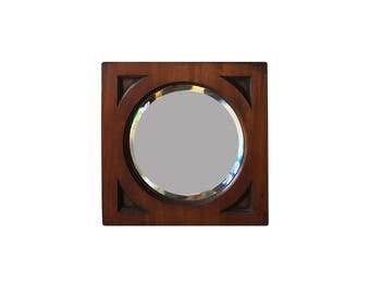Edwardian Gentleman's Mirror