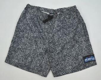 Kavu Shorts Kavu Beach Shorts Kavu Surf Activewear Made in USA Mens Size M