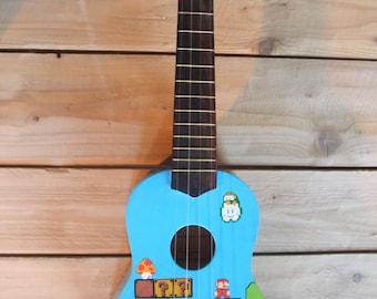 Mario 8bit ukulele