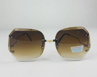 Disco Nights Oversized 70's Sunglasses