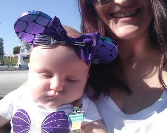 Baby Mouse Ear - Infant Ears - Baby Ears