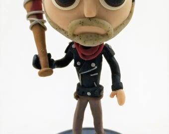 Negan   Mini Figure   The Walking Dead