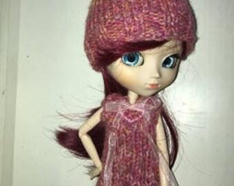 PULLIP/dress/OUTFIT (dress + Hat)