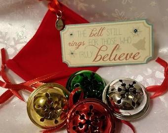 Polar Express Christmas bells