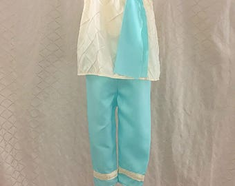 Outfit Shirt & Pants Set For Girls.