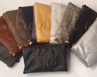 Monogram Crossbody, Wristlet, Cross Body, Monogrammed Bag, Monogram Wristlet, Wallet, Clutch, Bridesmaid Gift
