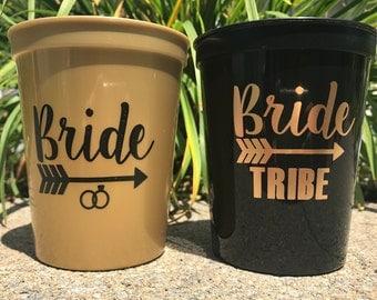 BRIDE / BRIDE TRIBE 16oz Stadium Cups