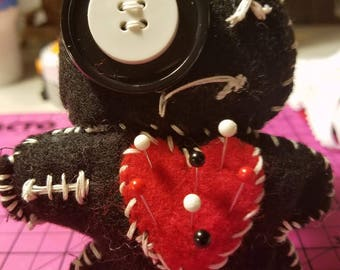 Voodoo Pincushion Doll