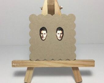 "Dean Winchester- ""Supernatural"" | Stud Earrings"