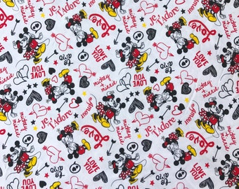 Mickey mouse leggings, minnie mouse leggings, mickey and minnie harem pants, mickey and minnie drop croch pants, mickey mouse love print