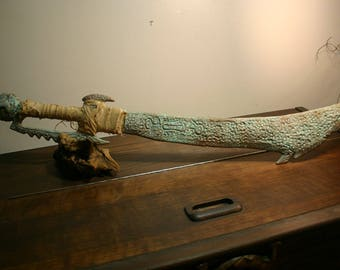 Greek Pirate Sword Prop