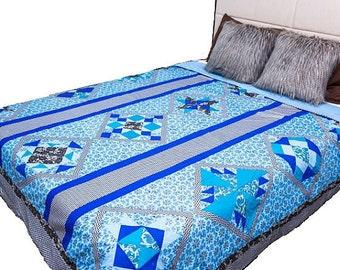 Blue Serenity Quilt