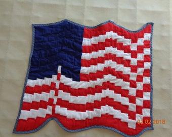 USA Flag Wall hanging
