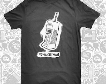 RETRO Nokia Cityman Phone Classic S-3XL T-Shirt