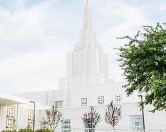 Idaho Falls Temple 11