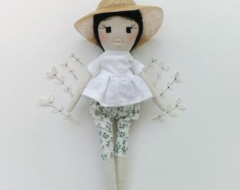 Handmade Heirloom Doll