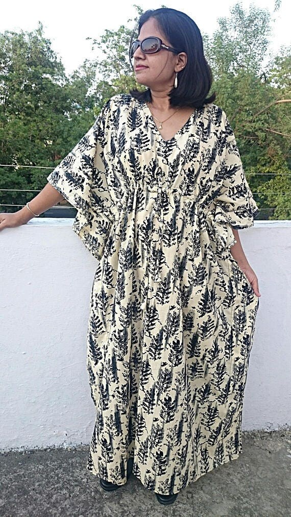 50% SALE Kaftan Maxi Dress Caftan Dress Maternity Hospital
