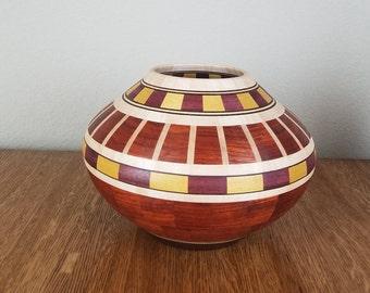 Inca Inspired Vase