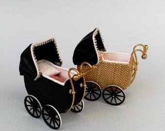 Stroller toys of Heidi Ott