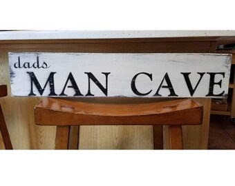 Personalized Man Cave Signs Etsy : Garage man cave sign etsy